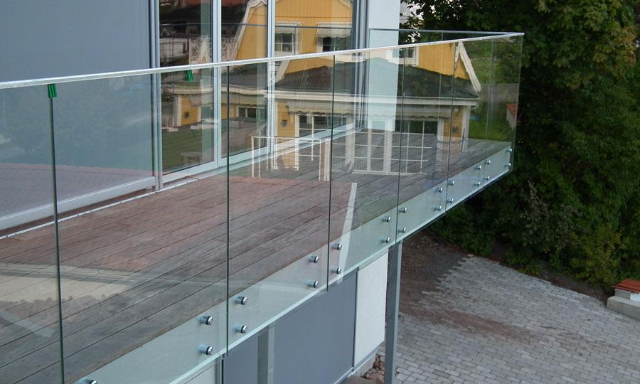 Glasräcken FixPoint